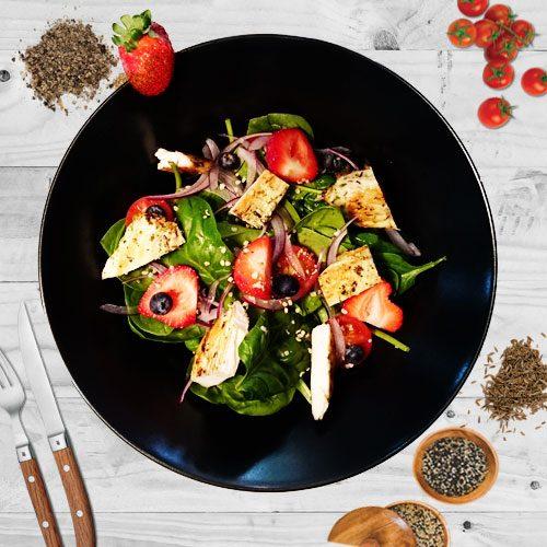 I-Bites Restaurant Nutritious Healthy Eating Marbella