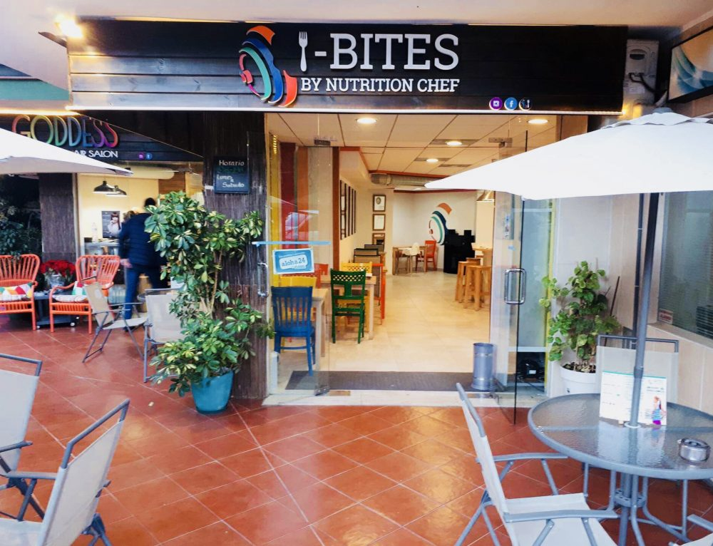 Healthy and nutritious meals by I-Bites Marbella