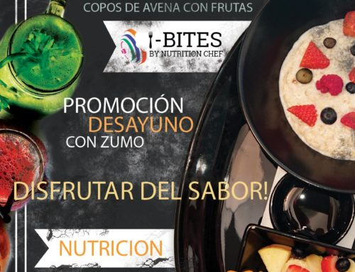 Breakfast promotion – i-bites Marbella.